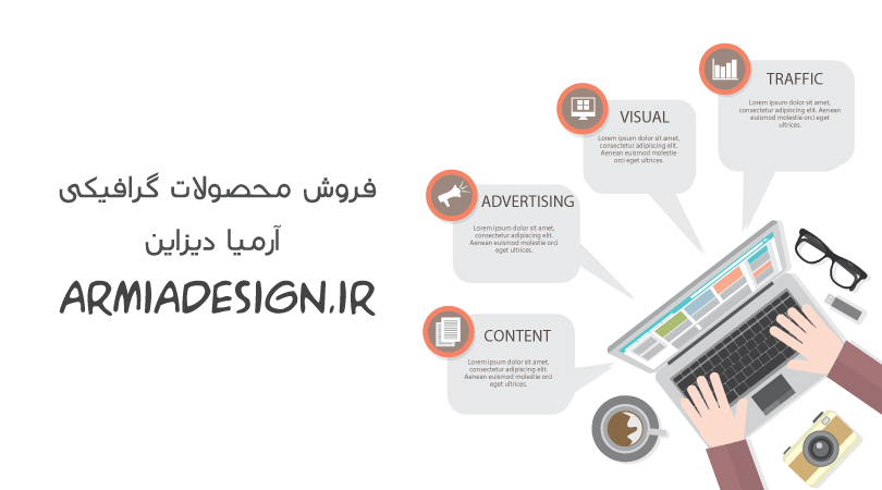 لایه باز وبلاگ نویسی - اینفوگرافیک لایه باز وبلاگ نویسی