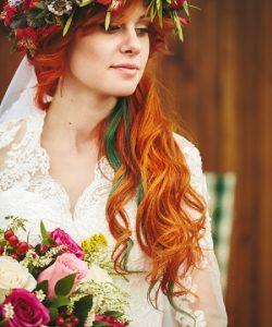 تصویر با کیفیت عروس