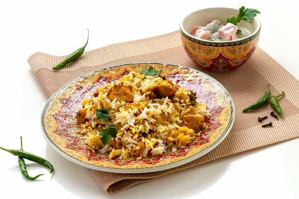 تصویر باکیفیت غذا
