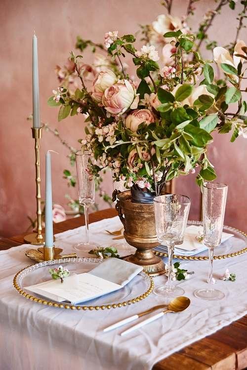تصویر با کیفیت دکوراسیون عروسی