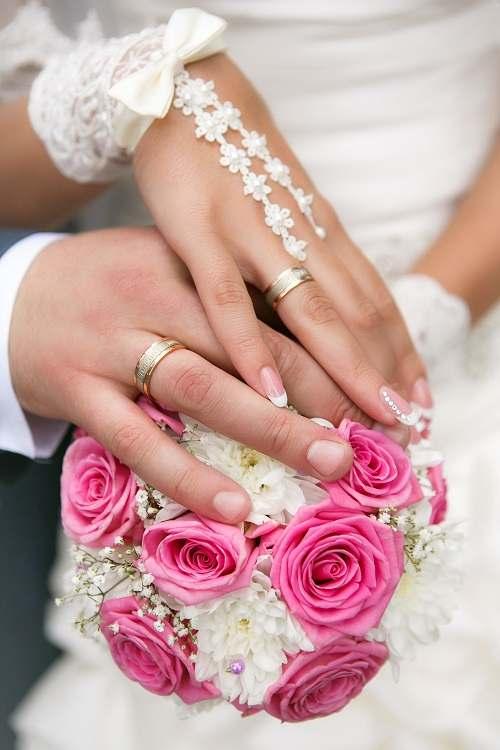 تصویر با کیفیت عروس و داماد