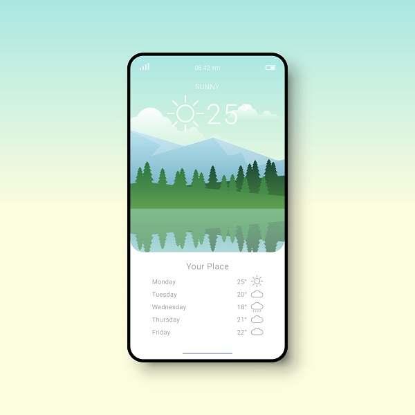 دانلود بک گراند لایه باز موبایل