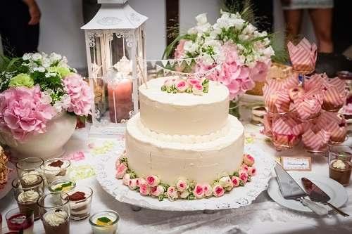 دانلود تصویر کیک عروسی