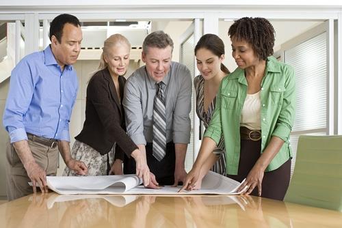 دانلود تصویر باکیفیت کار در محیط اداری کسب و کار 🔥