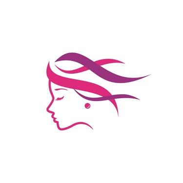 دانلود لوگو لایه باز آرایشگاه زنانه 🔥