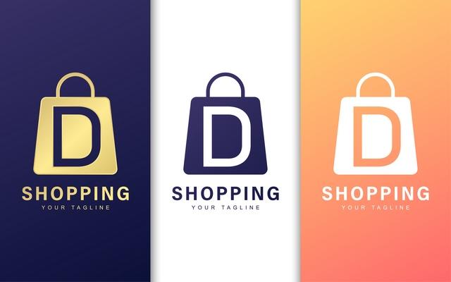 دانلود فایل لایه باز لوگو فروشگاه و سوپرمارکت 🔥