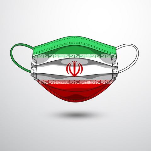 دانلود وکتور پرچم ایران بصورت لایه باز 🔥